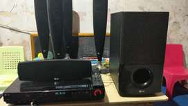 Jual Home Theater LG Model HT554TM-A2