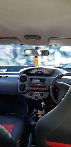 Toyota Etios 2012 Diesel 110000 Km Drive