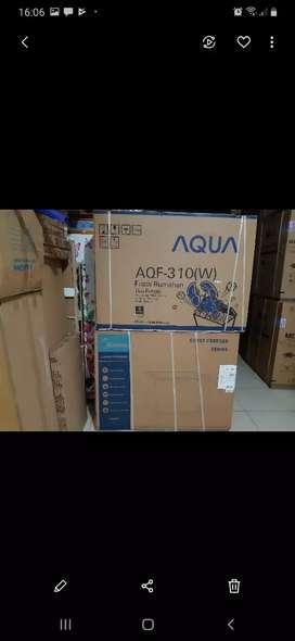 Box pembeku / box frezer AQUA kapasitas 300 L garansi resmi lampung