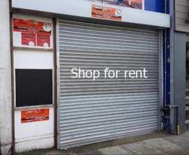 Well maintain shop for rent in Govind nagar main market prime location