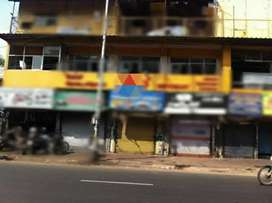 Royapettah on Road commercial property 1200 Land with shop's Rs- 3.50c