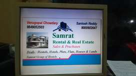 Building available for Hostel purpose at Chaitanya Puri