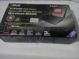 Asus RT-N12HP High Power 300 Mbps