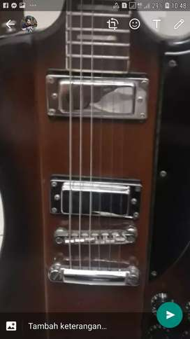 Gitar gibson firebird costum high quality