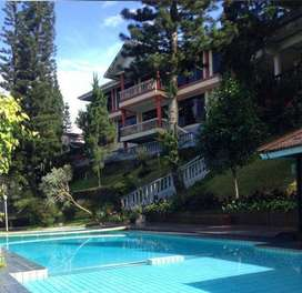 Villa Aktif Strategis Di Cisarua Puncak, Bogor