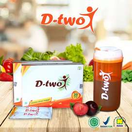 Langsing Dengan Herbal D-Two