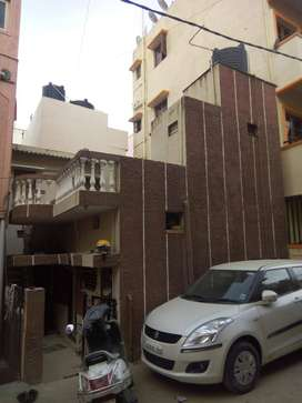 2 BHK Individual house for rent in BTM 1st stage, Near Lakshmi theatre