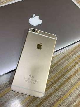 iPhone 6 Plus .16GB Gold Color