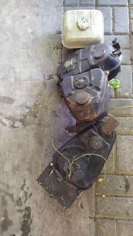Tangki motor atas buat modifan kymco, biar bisa di taruh di jok bagasi