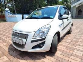 Maruti Suzuki Ritz Vxi Automatic BS-IV, 2016, Petrol