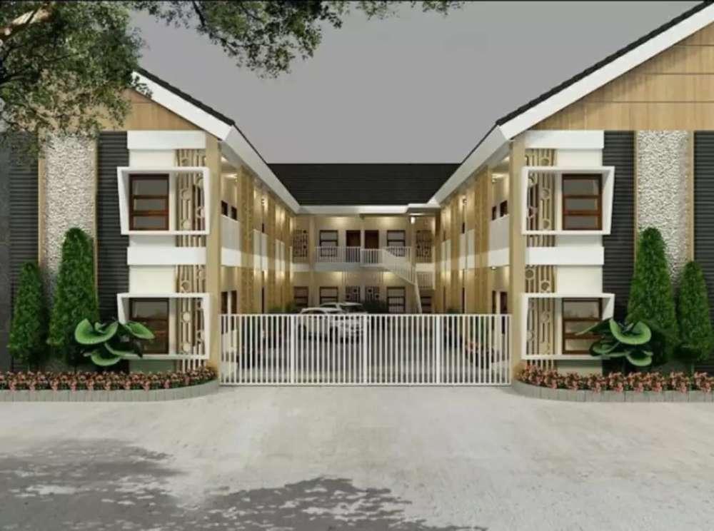kost dua lantai 20 kamar tidur full furnished dkt kampus uin walisongo