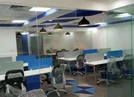 1600sqft luxurious furnished office at Rent vijay nagar indore