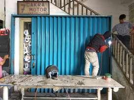 Rolling Door, Folding Gate manggarai,  matraman jakarta
