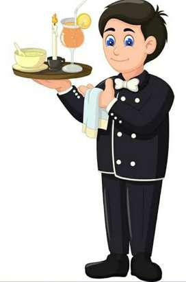 Waiter required for Beach Resort at Dapoli