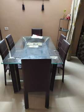 Old dining  table