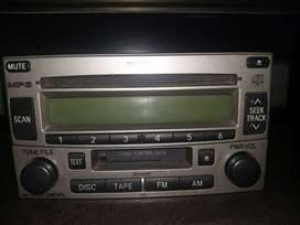 Tape CD MP3 Avanza