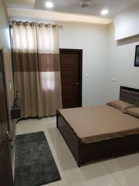 3 BHK Ready To Move  Flat On Highway Zirakpur   34.88L