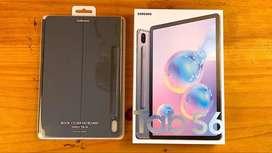 Samsung Galaxy Tab S6 128GB + Keyboard Tab S6 Ori Ready Resmi SEIN