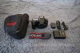 Dslr Canon 60D body only