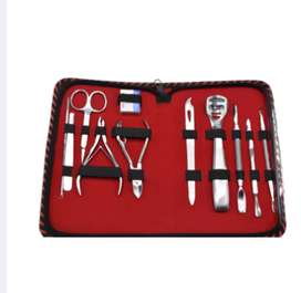 21 in 1 Personal Pedicure Manicure Set For Saloon And Home Use Steel