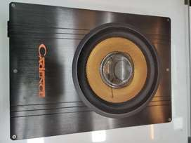 New Car Underseat Woofer brand CADENCE made in UK