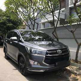Asli Plat H Low KM Innova/Inova Venturer AT Diesel 2018