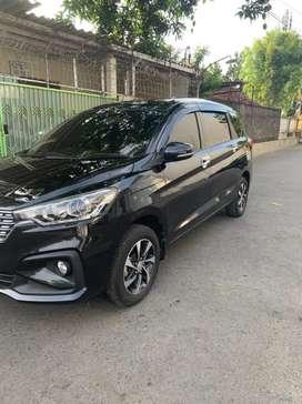 Ertiga GX AT 2019 Murah Istimewa Service record dealer