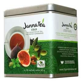 JANNATEA COLD teh kesehatan