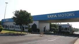 Apply For Full Time Job in TATA Motors India ltd. all India proces
