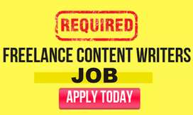 Job for male female easy writing job