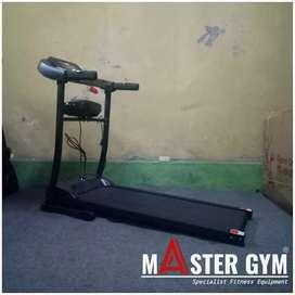 Pusat Grosir !! Alat Fitness Treadmill Elektrik - #9218 Mg Sports