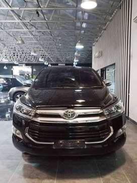 Toyota Kijang Innova 2.4 Q MT (Manual) Diesel 2016 Hitam