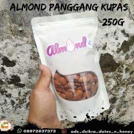 Almond Panggang Original Premium