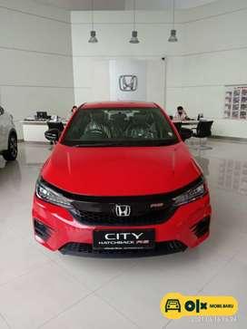 [Mobil Baru] PPNBM 100% HONDA CITY HATCHBACK RS TERMURAH
