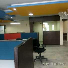 Furnished office in vaishali nagar Jaipur