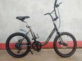 Sepeda Minion 2020