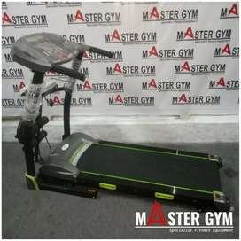 TREADMILL ELEKTRIK - Pusat Alat Fitness - Master Gym Store !! MG#9682