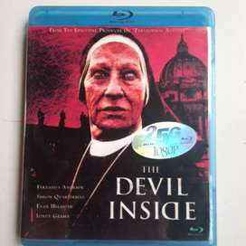 Sale bluray disc movie THE DEVIL INSIDE