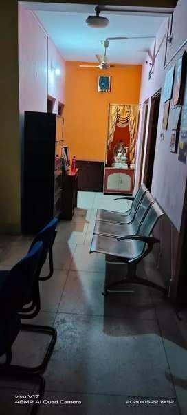 4BHK office space at jayadev vihar near chhapan bhog