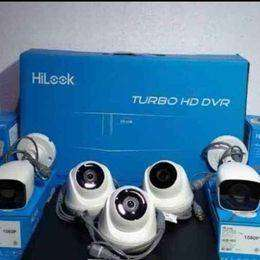 jual paket kamera cctv hilook komplit 4 kamera