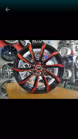Vlg import bagus si merah ring 18 5/1143 hrv juke innova camry civic