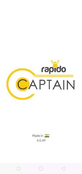 Rapido riders
