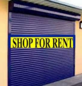 25 sq.mtr.Shop for rent in Siolim