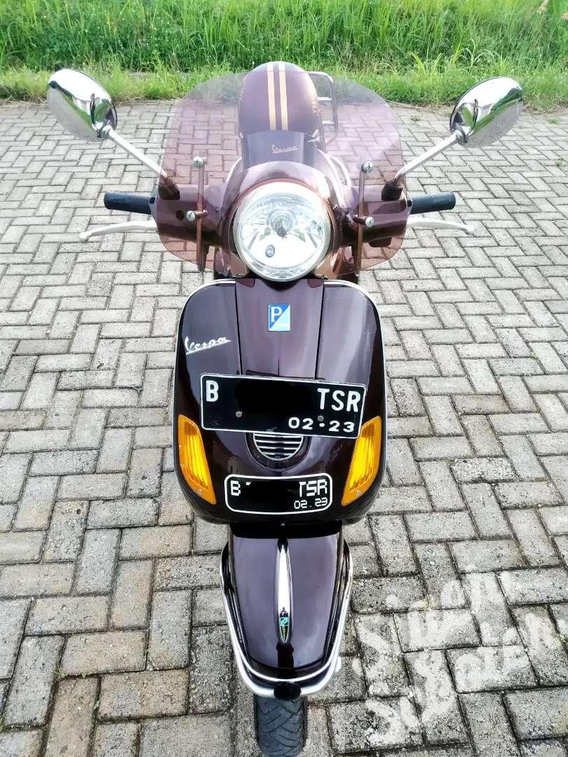 Vespa Lx 150 ie 2012 Brown