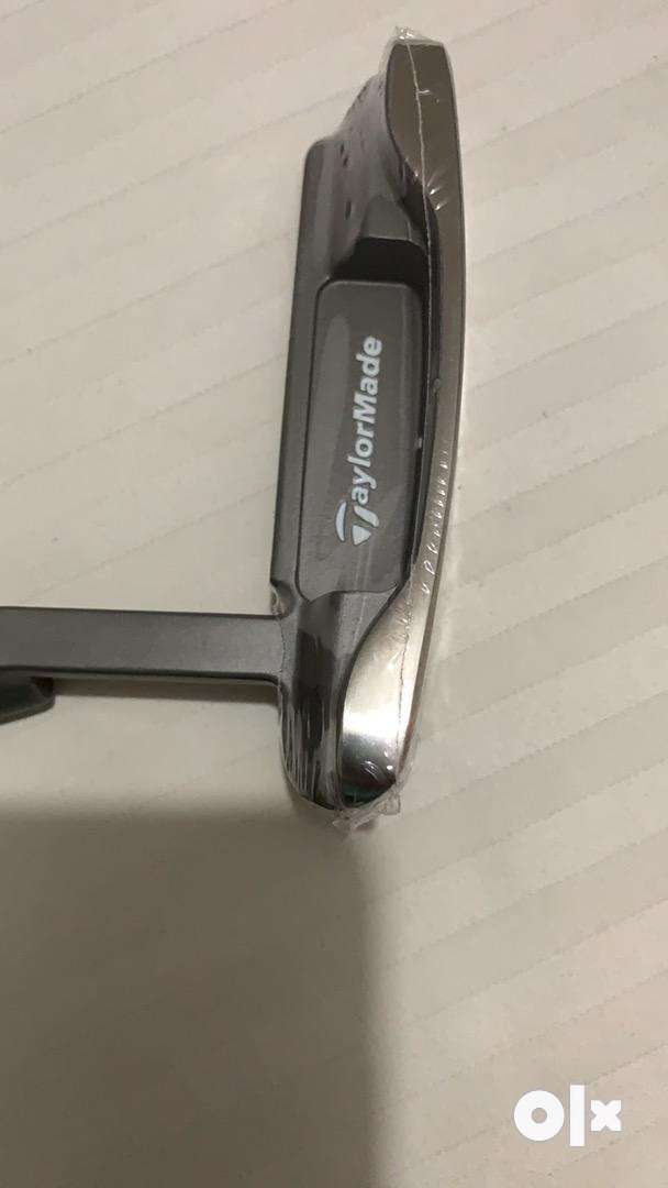 TaylorMade golf Pure Roll Est. 79 Blade Putter With Headcover 0
