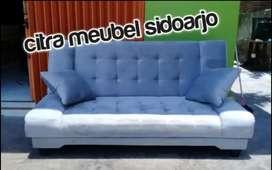 Sofa bed ready stok