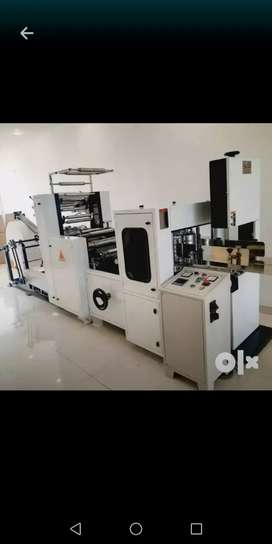 Tissue machine operating