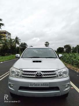 Toyota Fortuner 3.0 4x4 Manual, 2009, Diesel