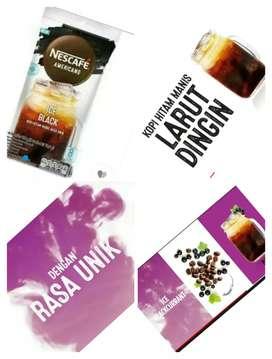 Nescafe kopi americano