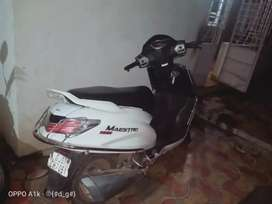 Maestro edge whit color, 15000k.m driving, price 30000